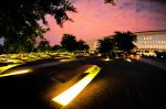 9/11 Pentagon Memorial.  By Staff Sgt. Laura Buchta